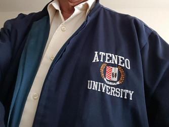 My Ateneo Jacket