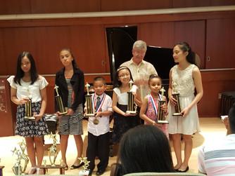 Mr. Dinn and His Awards