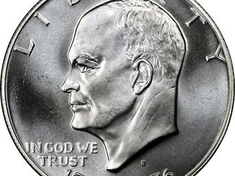 A Silver Dollar