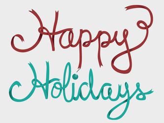 """""""Happy Holidays""""? ..."""