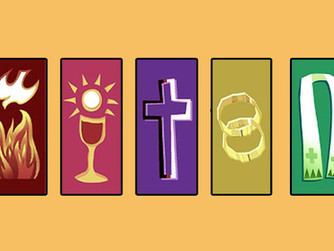 Of Sacraments and Anniversaries