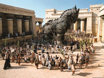 Letting the Trojan Horse In  - Reflections on the First Sunday of Lent