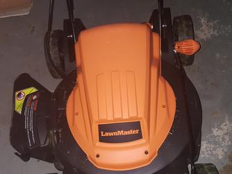 My Small Push Mower