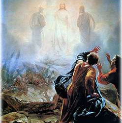 """Listen to Him"" - A Homily on the Transfiguration"