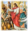 Eucharistic Links of the Wedding Feast in Cana Account