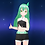 Thumbnail: Rose 3d Model - VRChat & Game Ready