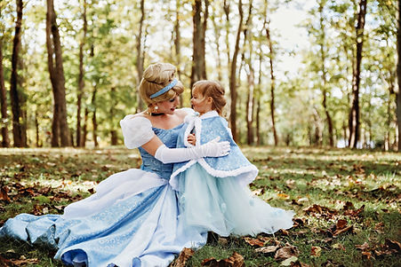 Cinderella, kentucky princss parties, princess parties