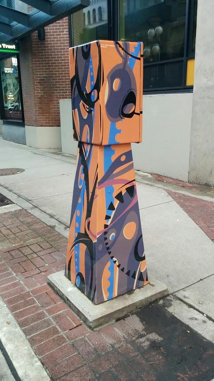 Utility Wrap Design Project