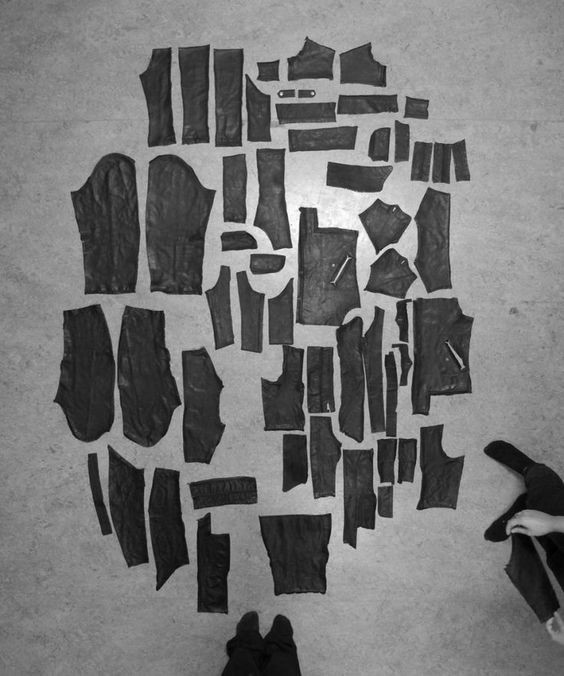 In Pieces.