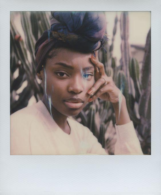 Briana Morrison,Polaroid In-Depth, 2018