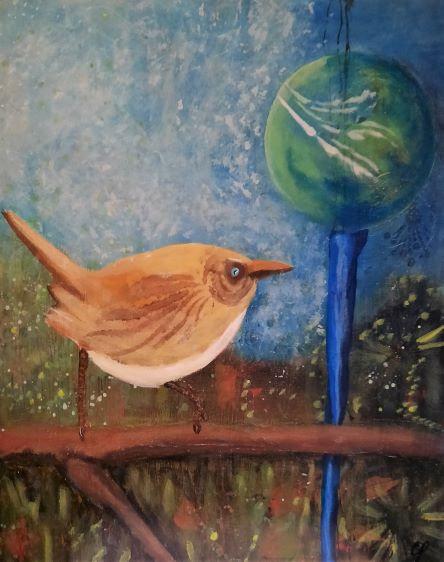 Gazing Bird 2