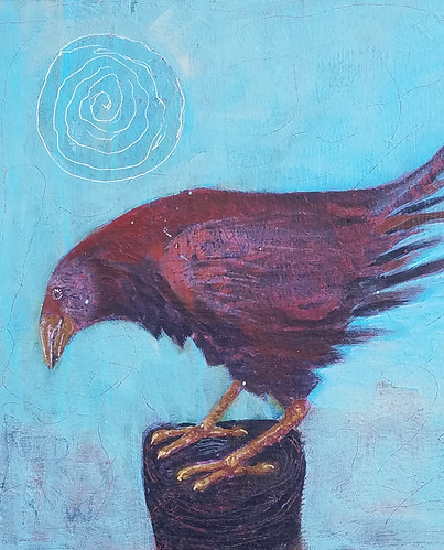 Red Crow Up High