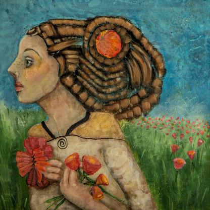 Poppy Girl # 1
