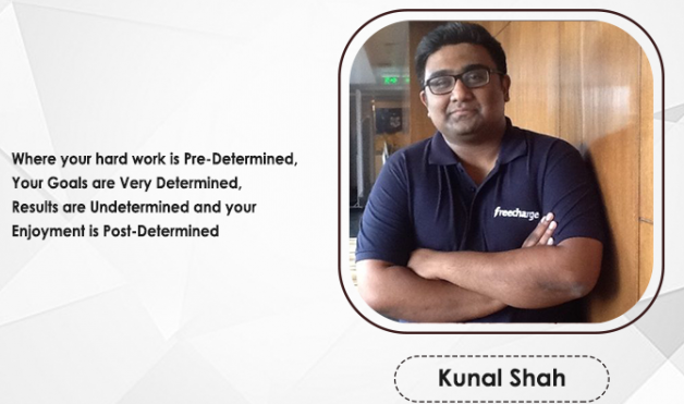 A Journey of Passion: Kunal Shah