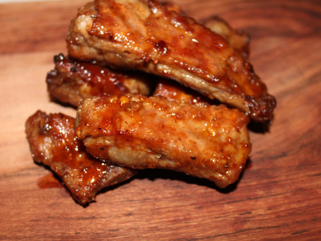 Honey Barbeque Ribs
