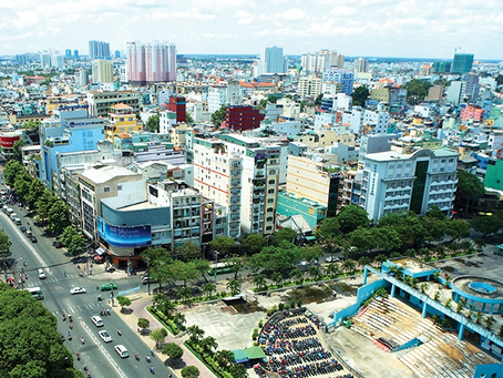 Saigon Centre IV - V and Other Projects in the City Centre Suffer From Construction Halt