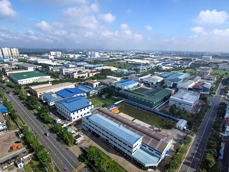 A Chinese Company Invests in a $200 Million Electronic - Component Factory in VSIP Nghe An