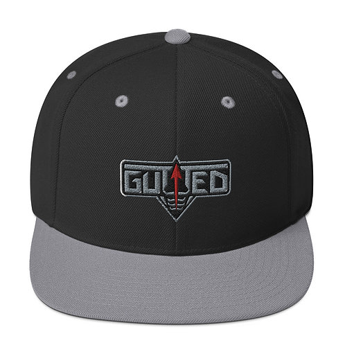 Gutted Snapback Hat