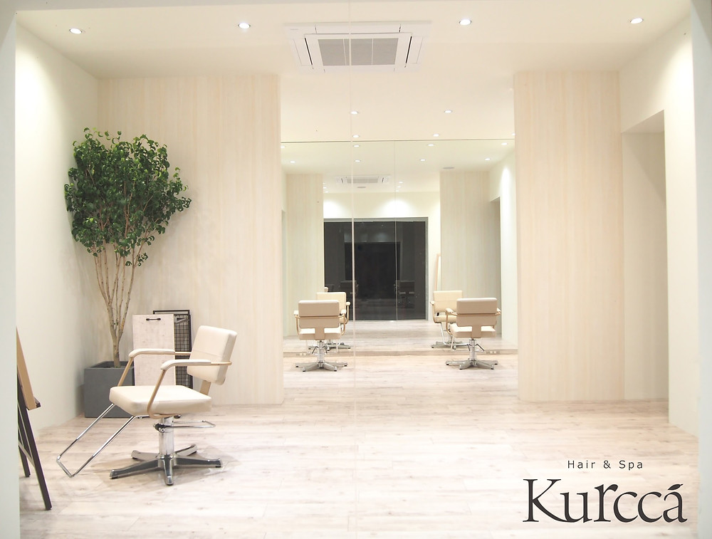 Hair&Spa Kurcca(美容室クルッカ宇都宮)