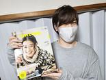 ノブオが雑誌(mina12月号 ~ミーナ~)に掲載されてるハズです。
