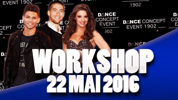 WORKSHOP x 22 MAI 2016