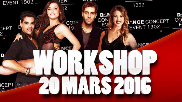 WORKSHOP x 20 MARS 2016