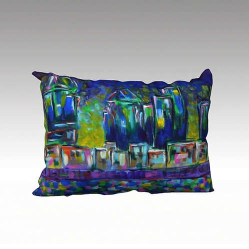 "Nashvegas 20x14"" Pillow"