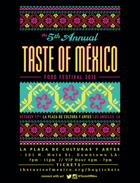 ~ Taste of Mexico