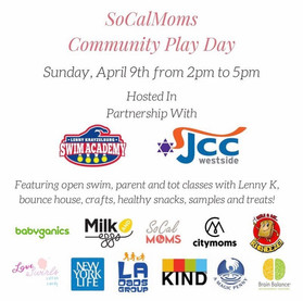 ~ SoCalMoms Community Play Day