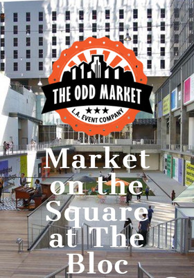 ~ Market on the Square at The Bloc April 19th, 2017