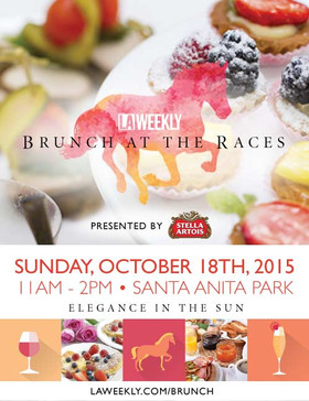 ~  Brunch at the Races
