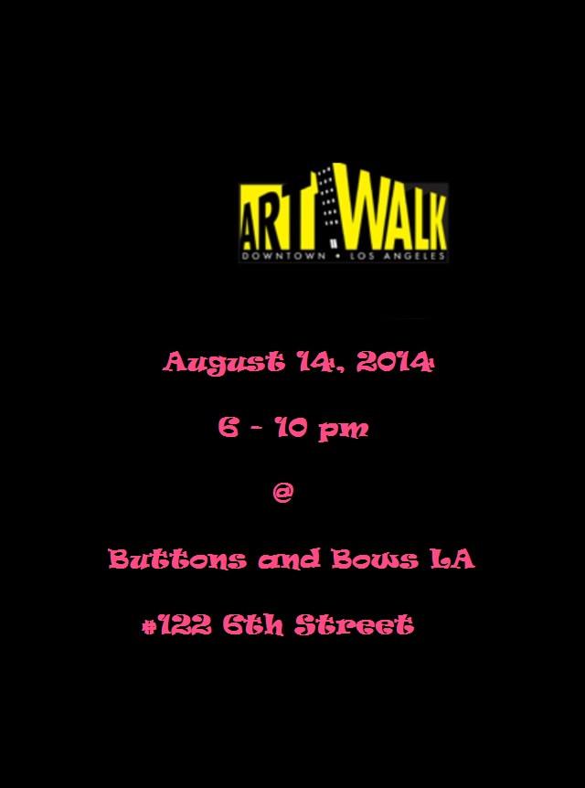 DTLA ART WALK