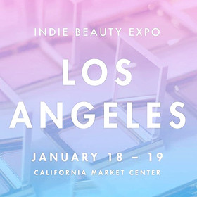 ~ Indie Beauty Expo