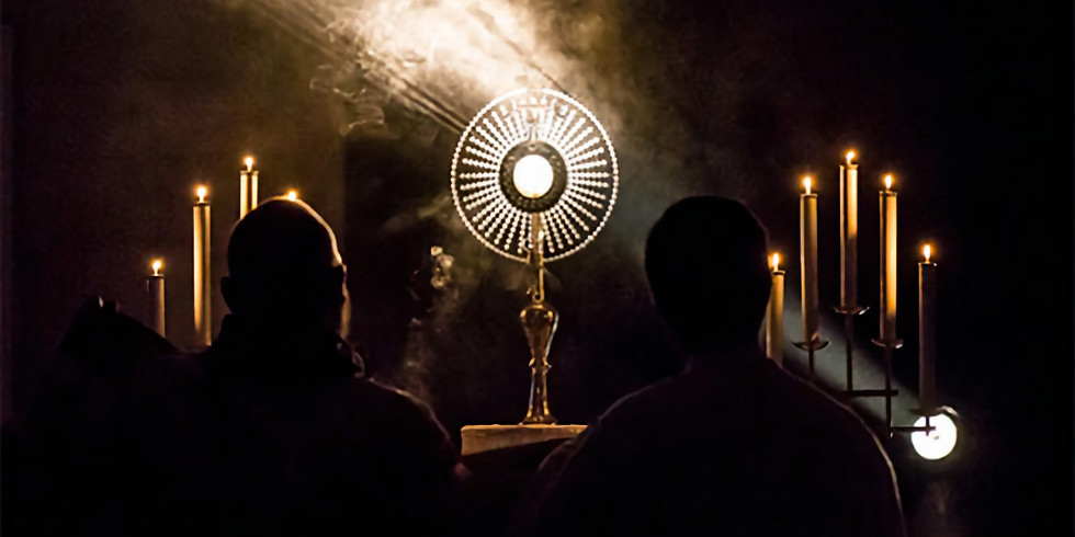 Holy Hour & New Year Celebrations 2019