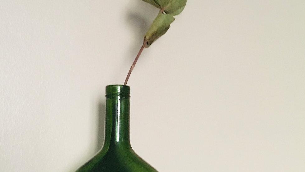 Petite bonbonne verre forme originale
