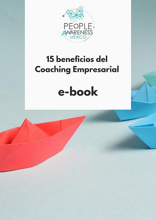 ebook 15 beneficios coaching empresarial