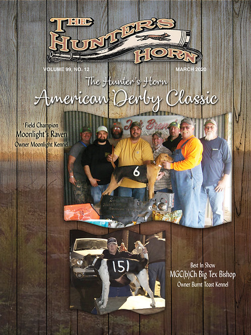 The Hunters Horn Magazine