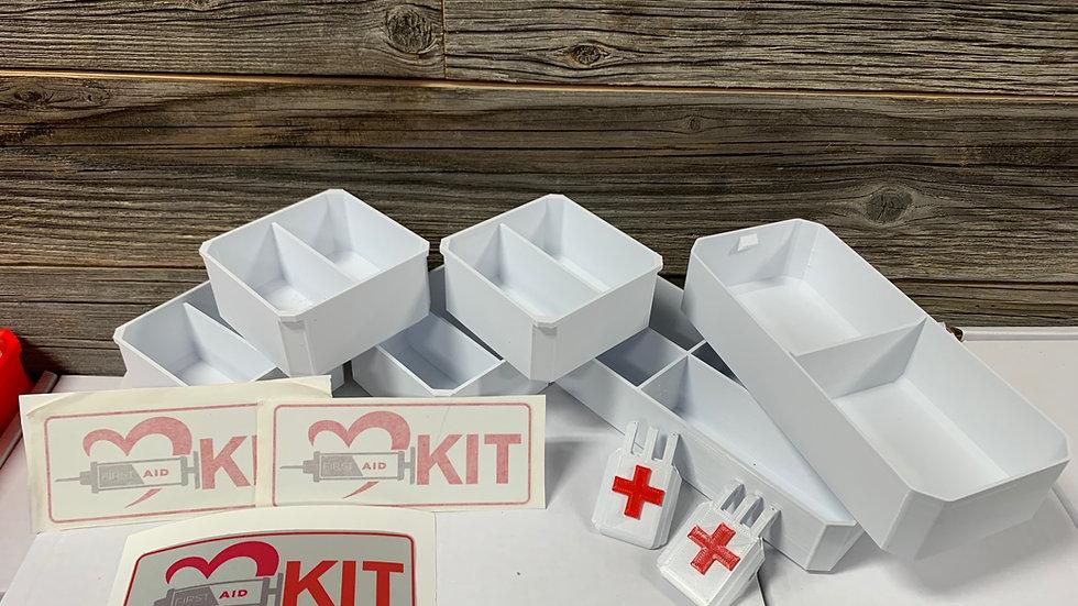 1/2 Width DIY First Aid