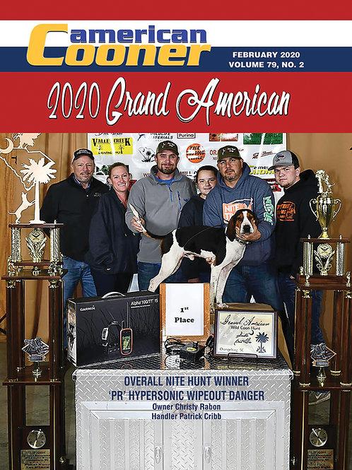The American Cooner Magazine
