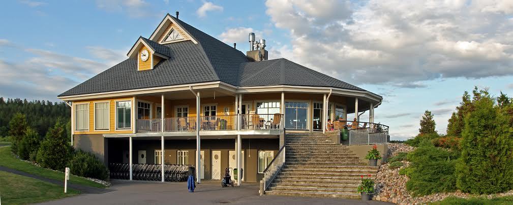 Kanavagolf-klubirakennus