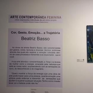 Texto introdutório da exposição