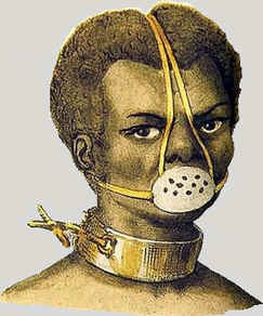 A escravizada Anastácia: santa e heroína