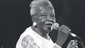 Rainha negra da voz, mãe de todos nós: Clementina de Jesus