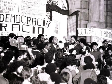MNU: 42 anos de luta e resistência