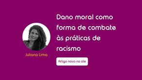 Dano moral como forma de combate às práticas de racismo