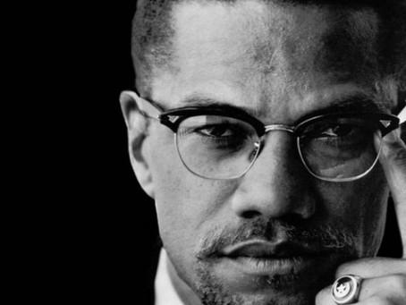 Você conhece Malcolm X?
