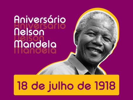 Nelson Mandela e a luta contra a dominação branca