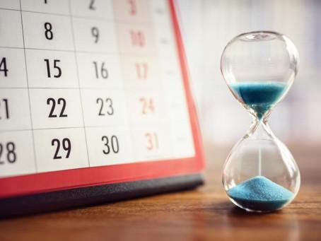 Gerenciamento de tempo: estratégias para vencer a procrastinação e organizar um rotina sustentável