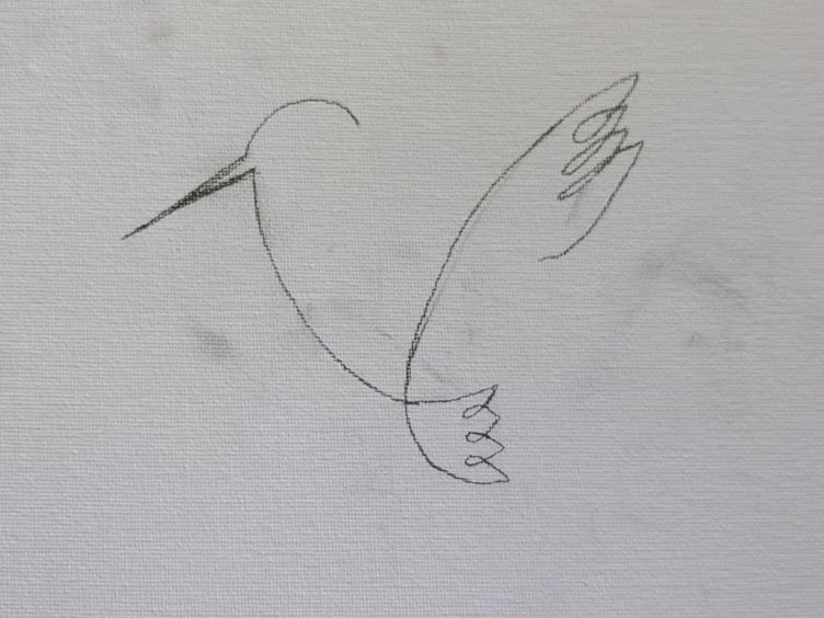 """""""The Unfinished Bird"""""""