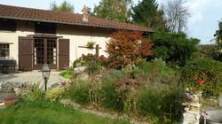 Accès au jardin indépendant